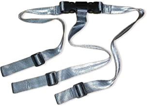Baby Safety Belt by AT, 3 Point Safety Harness for Baby High Chair Kid Safety Strap for Children HighChair