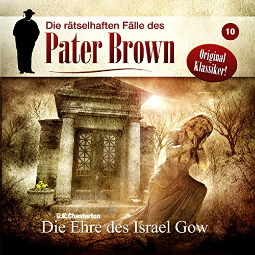 Die Ehre des Israel Gow audiobook cover art