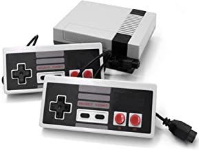 $29 » Sponsored Ad - Classic NES Retro Console, AV Output Mini Game Console Built-in 620 Games with 2 Classic Controllers