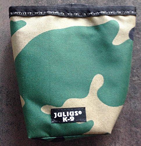 Julius-K9Forro Bolsa Camuflaje/Camuflaje (Verde Camuflaje)