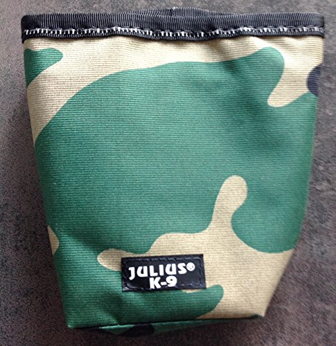 Julius K9 Camouflage/Camo Bag Liner (Camouflage Green)