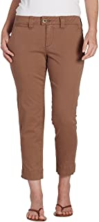 Jag Jeans Petite Womens Petite Creston Ankle Crop in Bay Twill