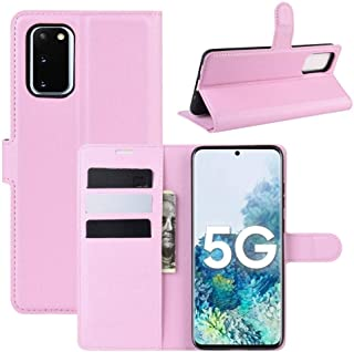 YPshell Phone Case For For Samsung Galaxy S20 FE 4G / 5G Litchi Texture Horizontal Flip Protective Case with Holder & Card...