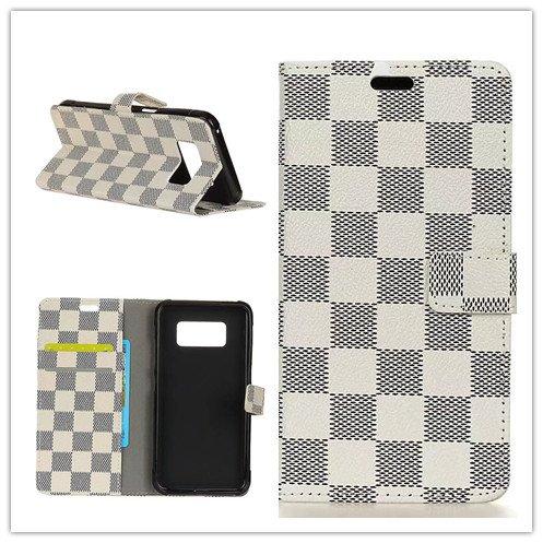 F&a® Flip Brieftasche Hülle für Asus Zenfone AR(ZS571KL) (Weiß)