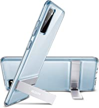 ESR Metal Kickstand Compatible with Samsung Galaxy S20 Case, Vertical and Horizontal Stand, Reinforced Drop Protection, Fl...