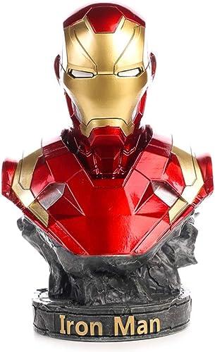 Deadpool Resin-Modell, Avengers, Iron Man-Skulptur, MK46, MK50