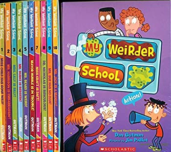 My Weirder School 10 Pack Box Set - Book  of the My Weirder School