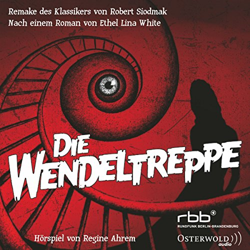 Die Wendeltreppe                   By:                                                                                                                                 Ethel Lina White                               Narrated by:                                                                                                                                 Chris Pichler,                                                                                        Gerd Wameling,                                                                                        Michael Mendl                      Length: 1 hr and 2 mins     Not rated yet     Overall 0.0
