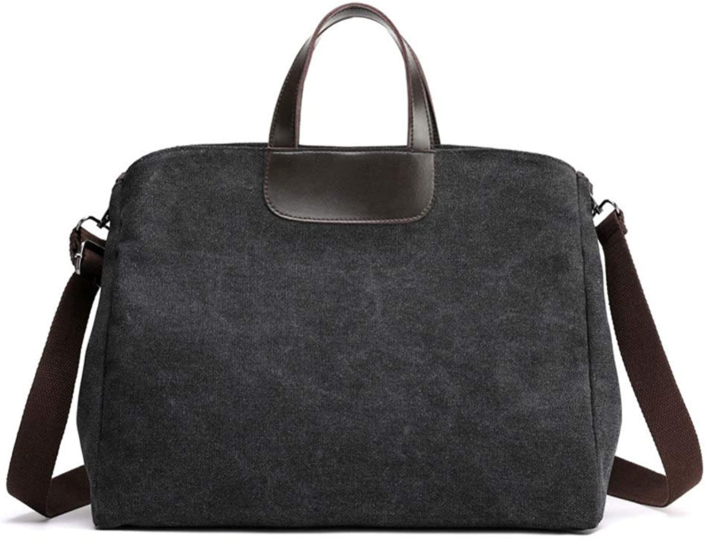 YKXIAOYU Canvas Lady Bag Diagonal Shoulder Bag Casual Handbag Large Capacity Commuter Travel Backpack