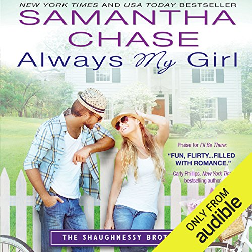 Always My Girl audiobook cover art