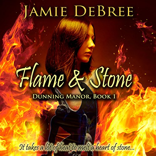 Flame & Stone  audiobook cover art