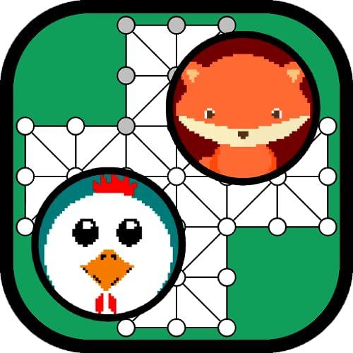 Fuchs und Henne - Brettspiel