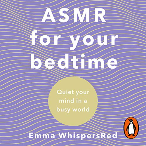 ASMR for Bedtime audiobook cover art