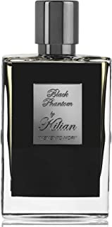 Kilian Black Phantom- Memento Mori Perfume  Refillable Spray 1.7 fl. oz