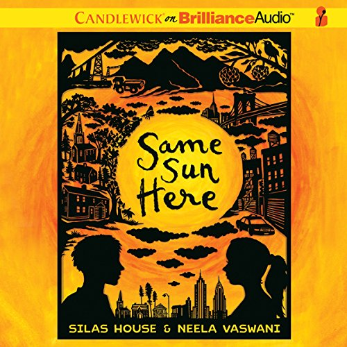 Same Sun Here audiobook cover art