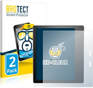 brotect 2-Pack Screen Protector compatible with Amazon Kindle Oasis 2019 (10th generation) - HD-Clear Protection Film