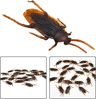 LYPYY April Fool s Day Shock Toys Simulation Cockroach Tricky Joke Toys Whole Person Home Roach Scary Insects Magic Props 1