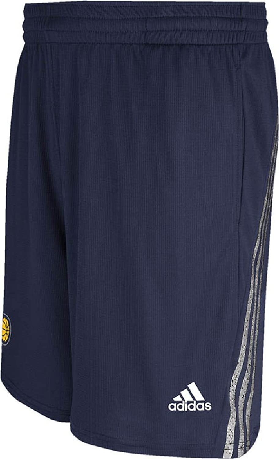 Indiana Pacers Marineblau Spitze Off ClimaLite NBA Performance Shorts von Adidas
