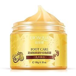 BIOAQUA Foot Care Herbal Massage Scrub