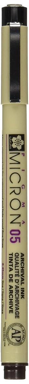 Sakura Pigma Micron Pen .45mm Open Stock-Sepia