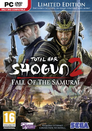 SEGA Shogun Total War 2 PC - Juego (PC, Estrategia, T (Teen))