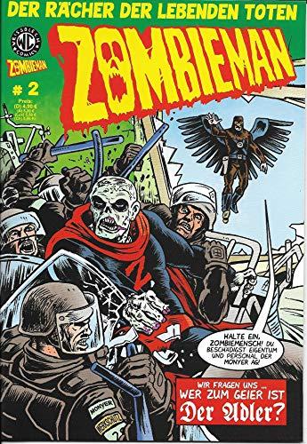 Zombieman 2: Der Rächer der lebenden Toten