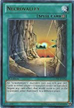 YU-GI-OH! - Necrovalley (LCYW-EN194) - Legendary Collection 3: Yugi's World - Unlimited Edition - Ultra Rare