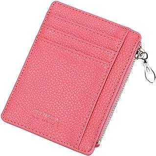 Électronique Sac de carte de crédit porte-monnaie avec 18 fentes de cartes Rouge Blancho Bedding