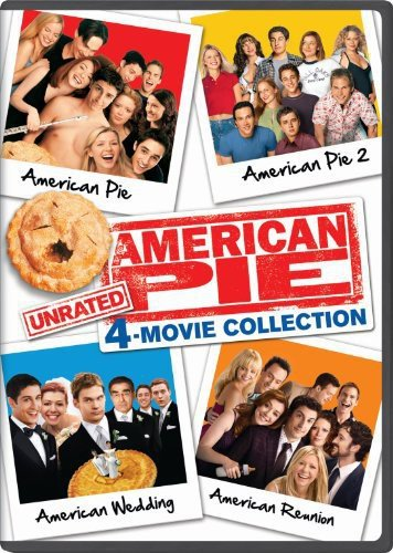American Pie 4-Movie Unrated Collection [Edizione: Stati Uniti] [USA] [DVD]