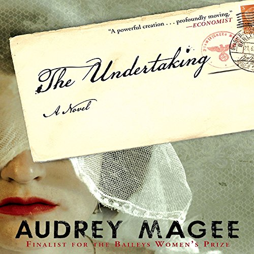 The Undertaking audiobook cover art