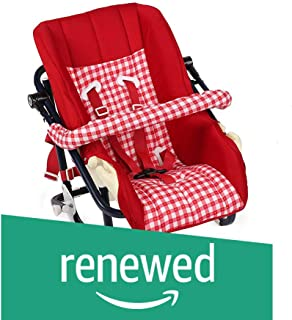 (Renewed) Infanto Baby Car Seat, (Red)