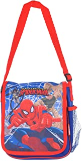 Spiderman Travel Tote Mini Messenger Lunch Kit