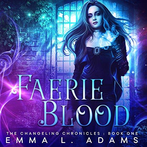 Faerie Blood audiobook cover art