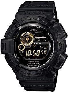 Casio Men`s G9300GB-1 G Shock Digital Quartz Black Solar Watch
