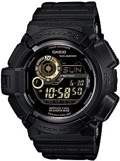Men's G9300GB-1 G Shock Digital Quartz Black Solar Watch