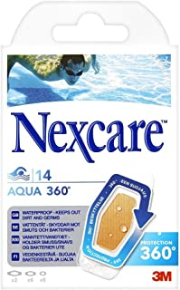Nexcare Aqua Plasters, Pack of 14