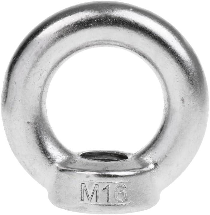 M10 M12-M22 304-9 Tailles Pour Votre Choix Anneaux De Serrage /à Anneau /à Oeil De Levage En Acier Inoxydable M6 M8 6 mm