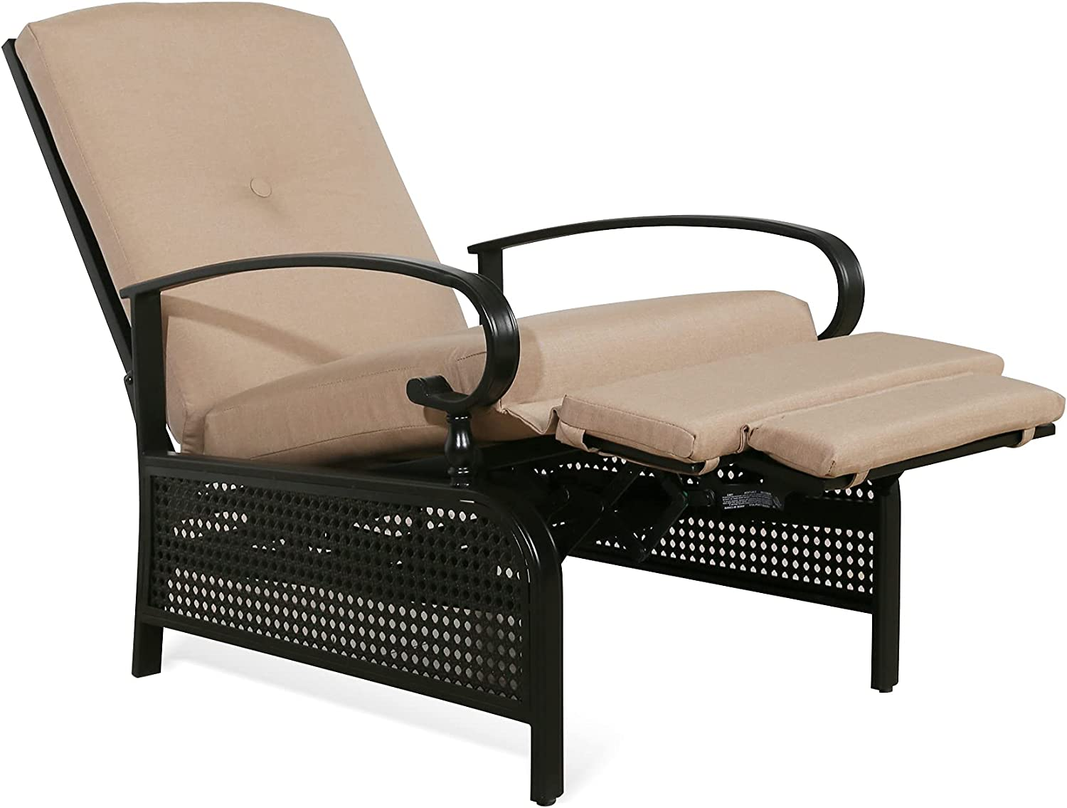 Patio Tree Recommendation Outdoor Recliner Lounge Ch Reclining Popular overseas Adjustable