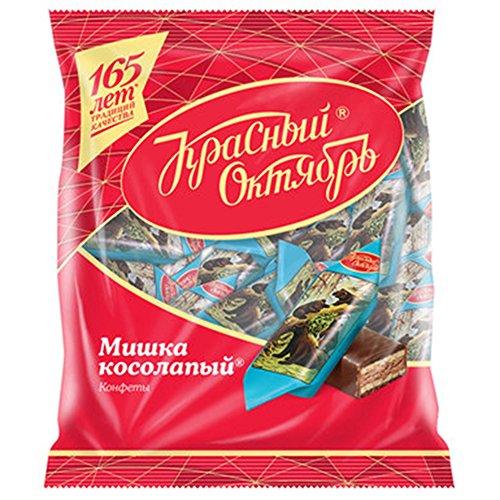Krasnij Oktjabr Mischka Kosolapij 3er Pack (3 x 200 g)