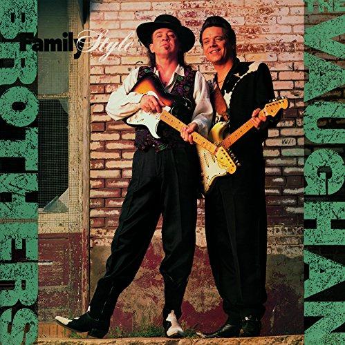 Vaughan Brothers: Family Style [Vinyl LP] (Vinyl)