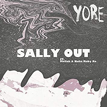 Sally out