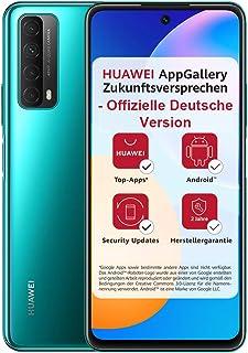 HUAWEI P smart 2021 Dual SIM smartfon (16,94 cm – 6,67 cala, 128 GB pamięci wewnętrznej, 4 GB RAM, Android 10 AOSP bez Goo...
