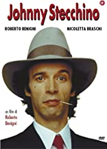 Johnny Stecchino [Italian Edition Region 2 DVD]
