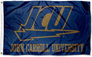 College Flags and Banners Co. John Carroll Blue Streaks Flag