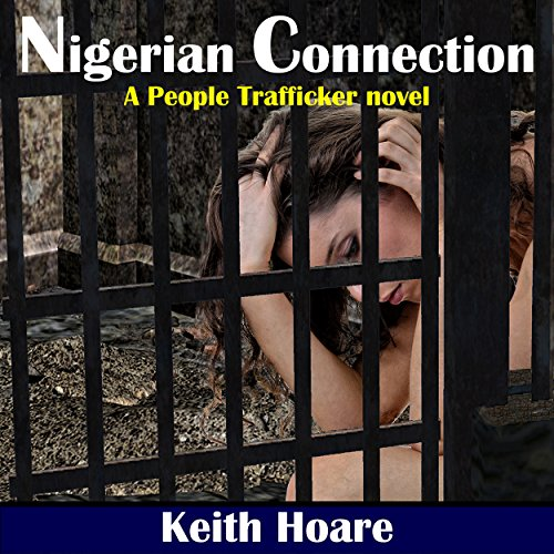Nigerian Connection audiobook cover art