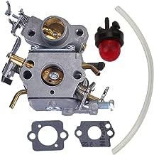 C1M-W26 Carburetor with Intake Gasket Primer Bulb for Poulan P3314 P3314WS P3314WSA P3416 P3516 P3516PR Chainsaw # 545070601 545040701