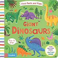 Giant Dinosaurs (First Facts and Flaps)