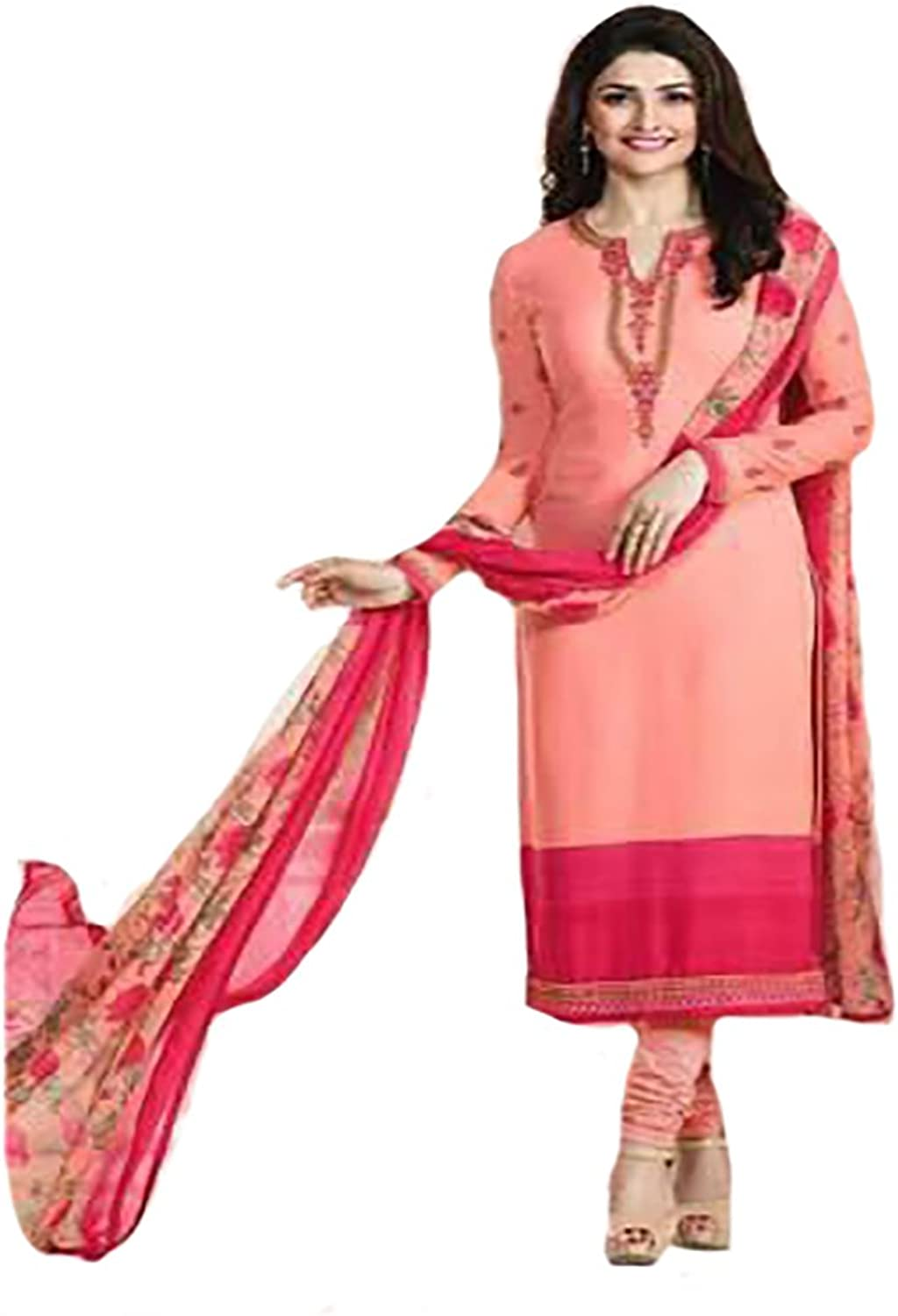 Bollywood Collection Straight Salwar Kameez Ceremony Formal Bridal Muslim 8844