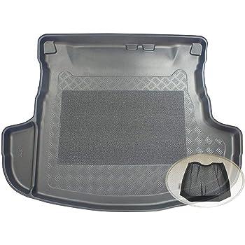 Reihe flach Premium Kofferraum Wanne Matte für Mitsubishi Outlander III 2012-3