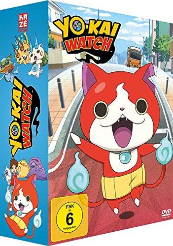Yo-kai Watch - Gesamtausgabe - [DVD] Collector's Edition